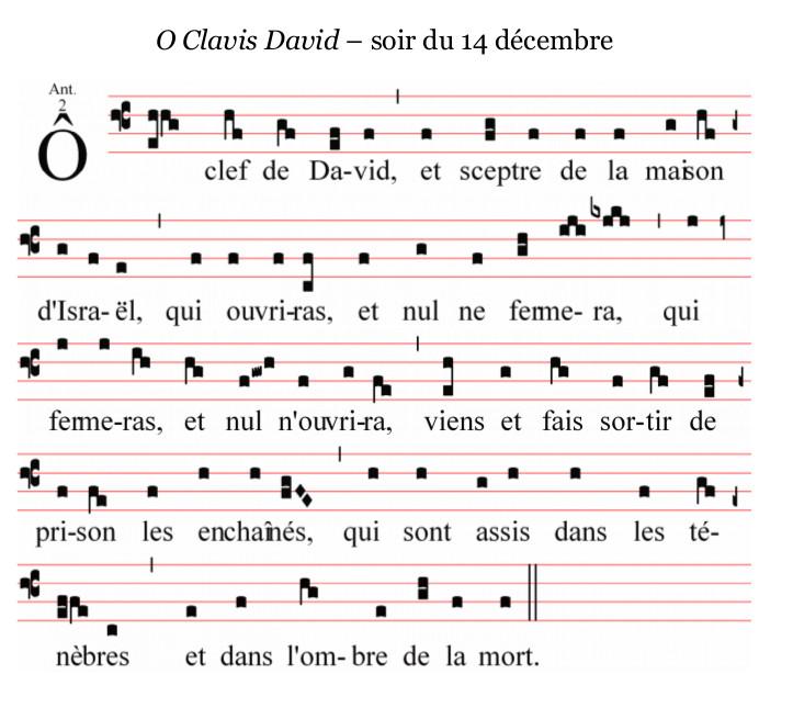 O Clavis David